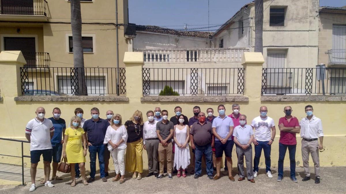 Muñoz pide redoblar esfuerzos ante la pandemia de la covid
