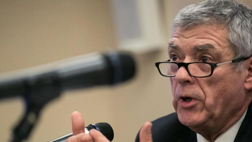 Villar, destituido como presidente de la RFEF