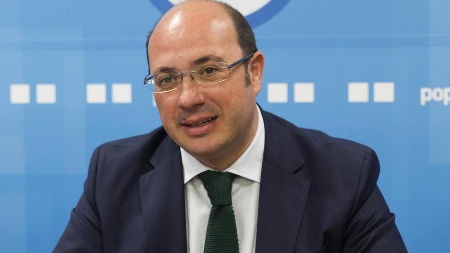 Imputado el expresidente de Murcia Pedro Antonio Sánchez por el 'caso Púnica'
