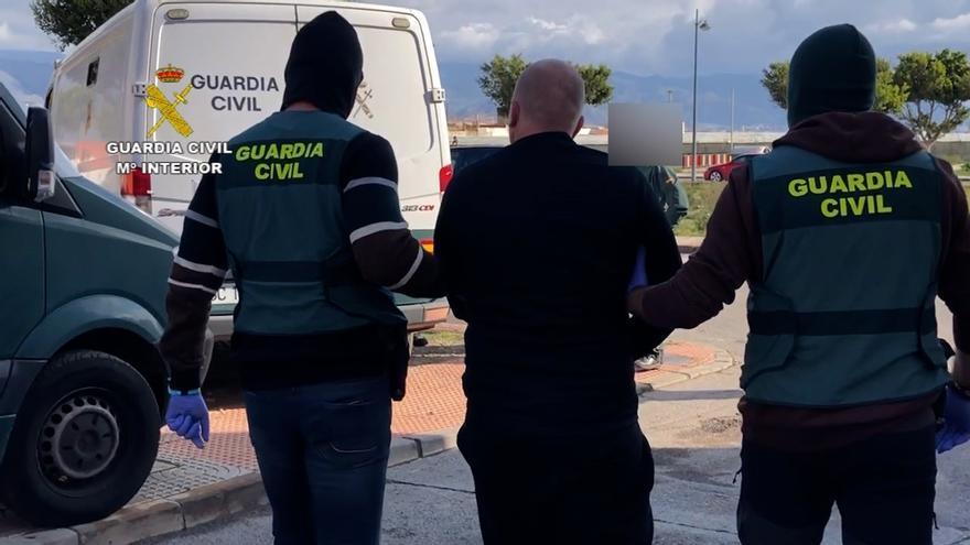 Detenidas seis personas por el asesinato a tiros de un hombre en Almería