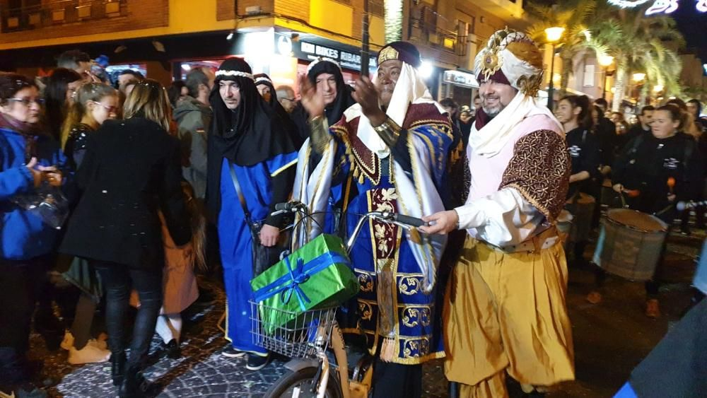 Encuéntrate en la cabalgata de los Reyes Magos de