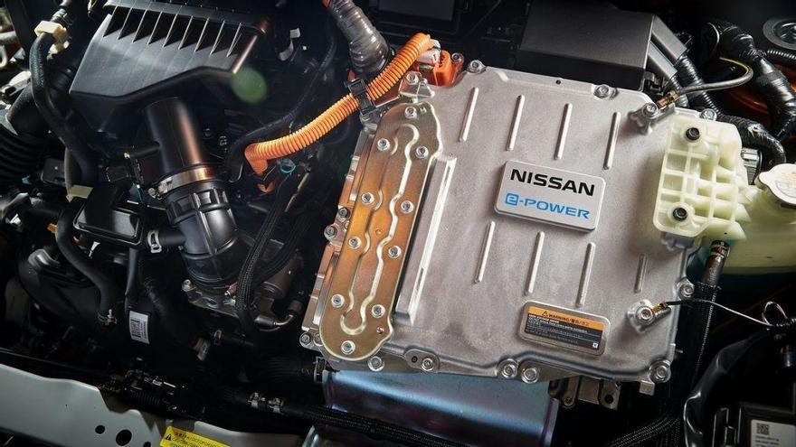 La tecnología e-Power, la gran apuesta de Nissan
