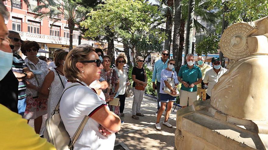 Elche recupera el turismo previo al covid y la ocupación hotelera supera ya el 90%