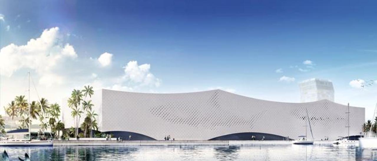 Los Kiessling escogen a la compañía navarra VDR para construir su acuario