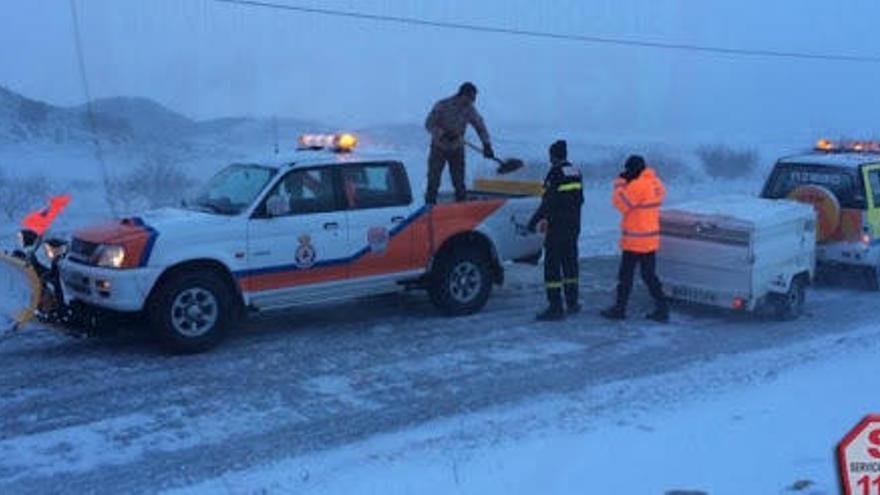 Cehegín establece medidas para la protección contra el frío de los más vulnerables