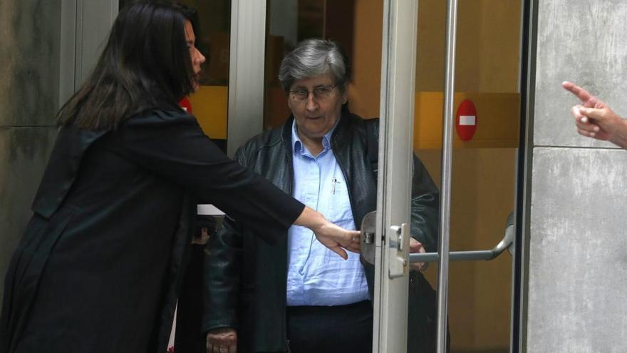 """La Audiencia deja en libertad provisional a los condenados por el """"caso Marea"""""""