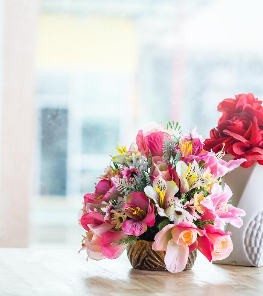 Cinco trucos sencillos para que la primavera llegue a tu hogar