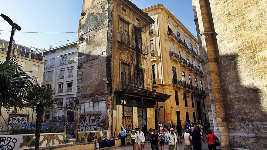 La reforma de la Casa del Relojero se atasca por un recurso administrativo