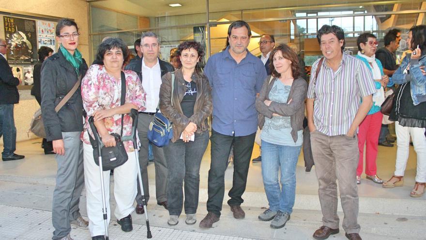La falta de accesibilidad impide a una directiva de la Mostra de Teatro de Cangas recoger hoy el premio de honor María Casares