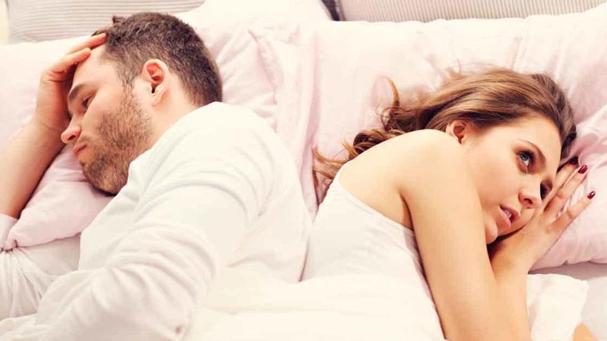 Lo que le puede ocurrir a tu cuerpo si dejas de tener sexo