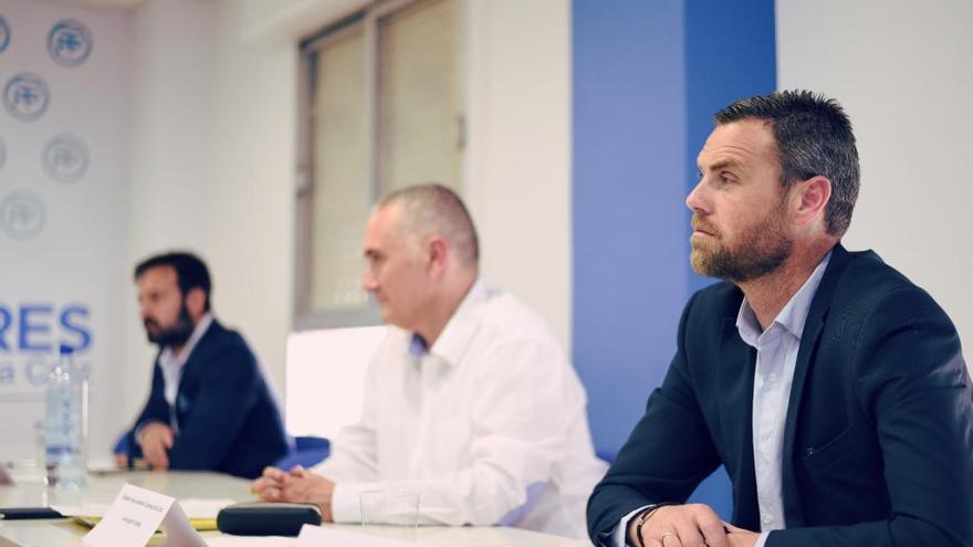 El PP propone una Caravaca con más apoyo a los emprendedores