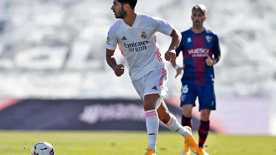 El peor momento de Marco Asensio en el Real Madrid