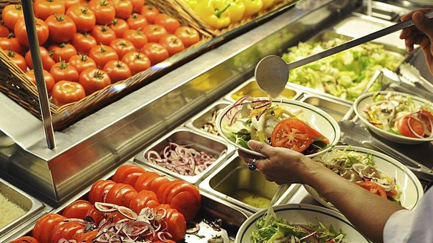 Los beneficios de la dieta mediterránea se 'contagian' al entorno de quienes la siguen