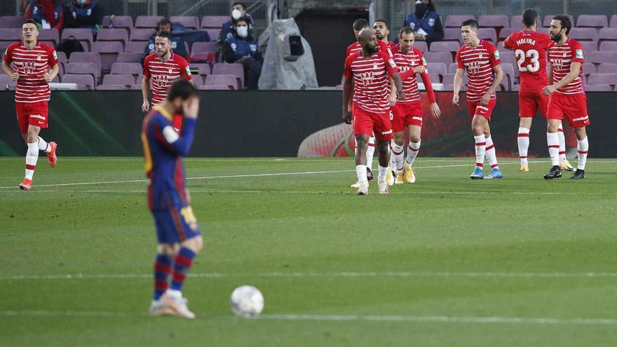 El Camp Nou ya sabe cómo se las gasta Foulquier