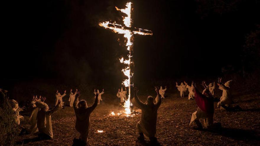 Spike Lee se infiltra en el KKK