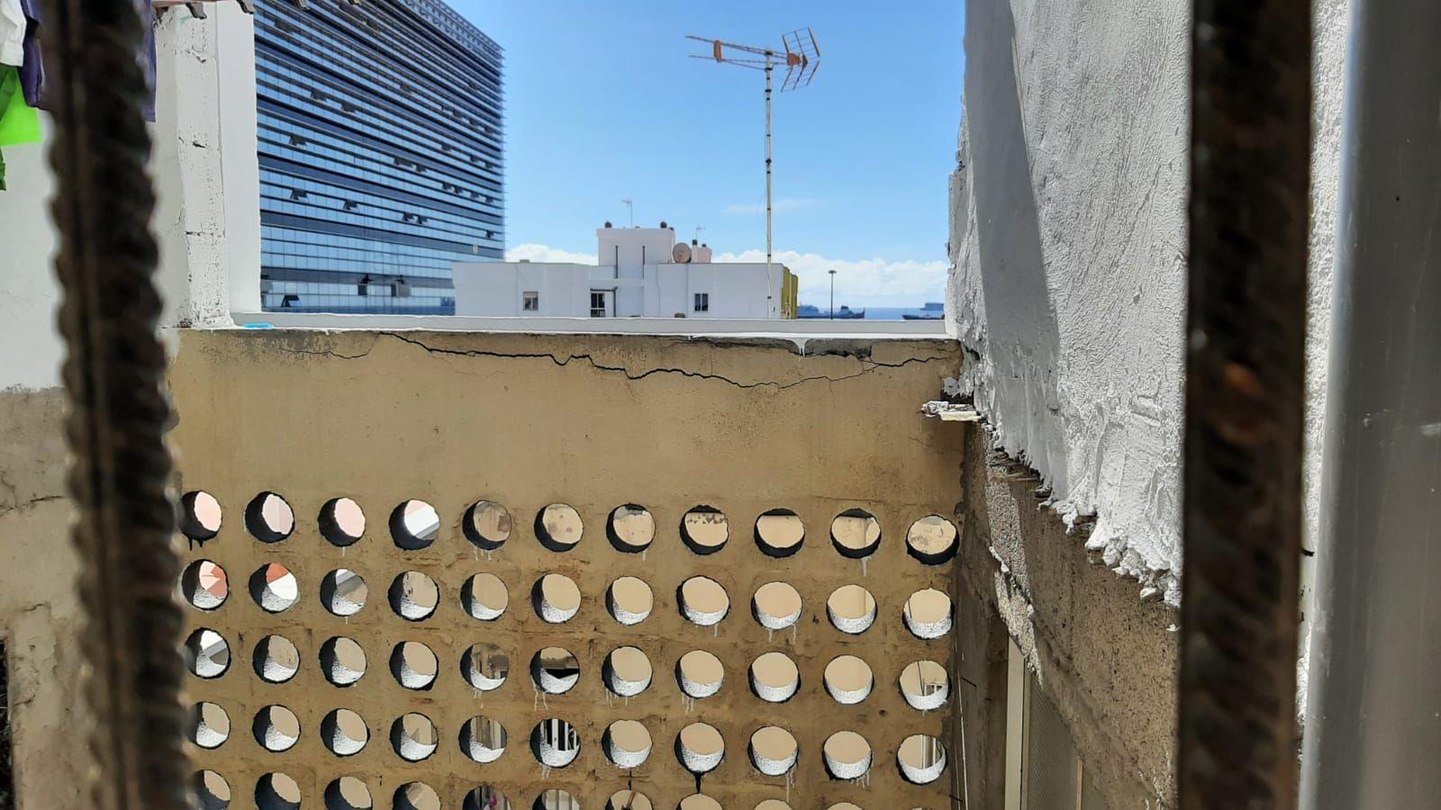 """La """"chapuza"""" del Ayuntamiento en el ARRU de la Vega de San José"""