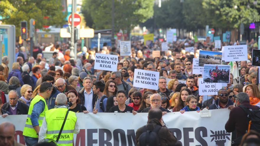 La CEAR lamenta que España solo apruebe un 5% de las solicitudes de asilo