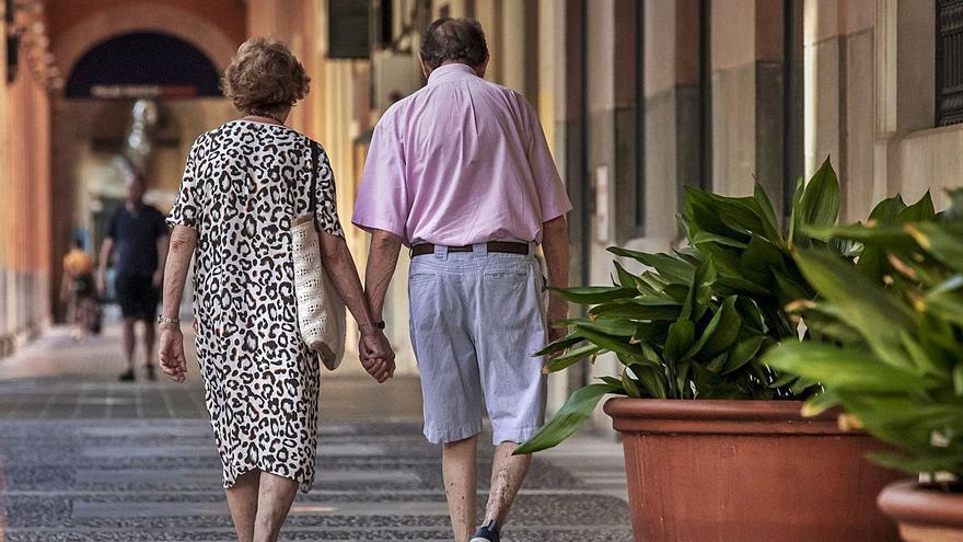 Los jubilados reclaman una mayor implantación de la Ley de Dependencia