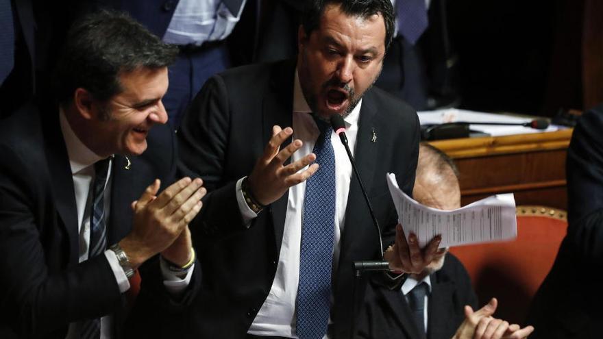Matteo Salvini será procesado por su gestión migratoria