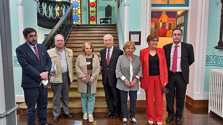 El Archivo de Indianos inaugurará la sala del Ateneo Español de México