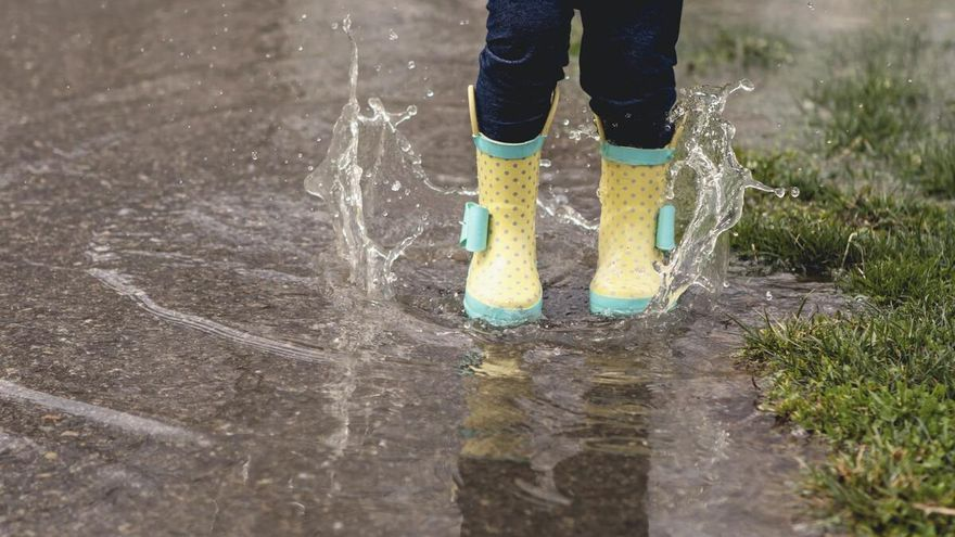Botas para pasear bajo la lluvia sin perder el estilo
