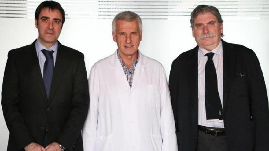 Victorià Peralta, nuevo director asistencial de la Red Juaneda