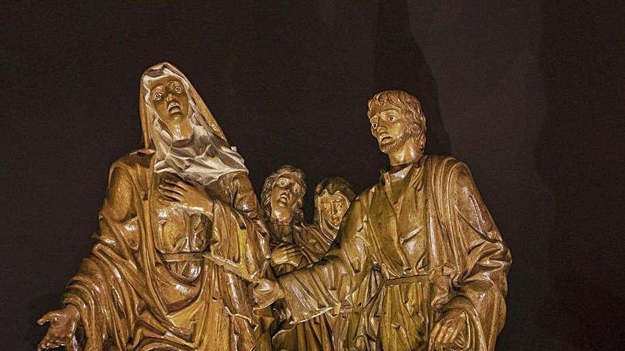 Semana Santa en Zamora: 50 años agarrados a tus banzos