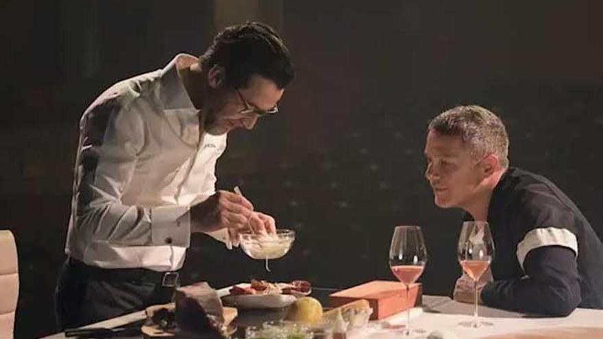 Amazon acerca al chef Quique Dacosta con artistas como Alejandro Sanz