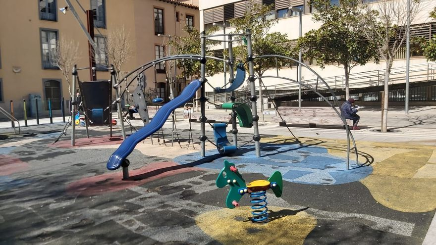 Ciudadanos Zamora denuncia la falta de mantenimiento y seguridad en los parques infantiles