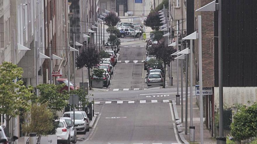 El Concello adjudicará a Marconsa la mejora de las calles del centro de Bueu