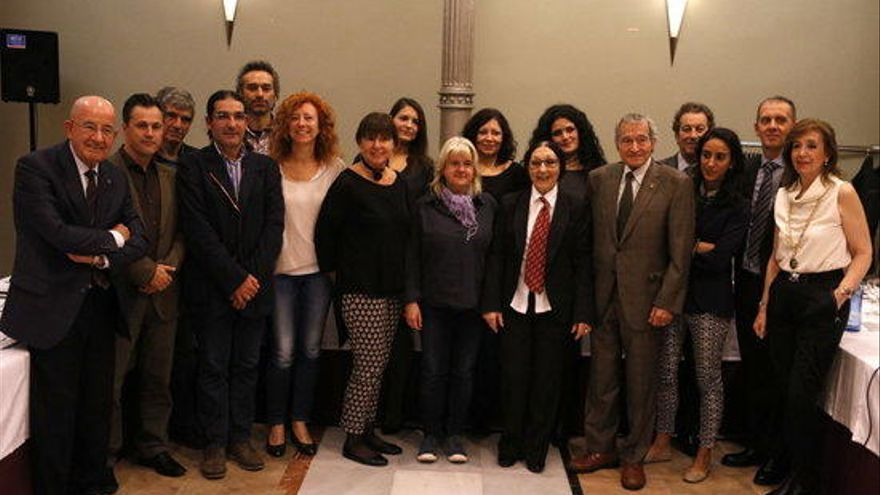 Mirna Lacambra, Calixto Bieito, García Calvo i Mariella Devia, Premis Òpera XXI
