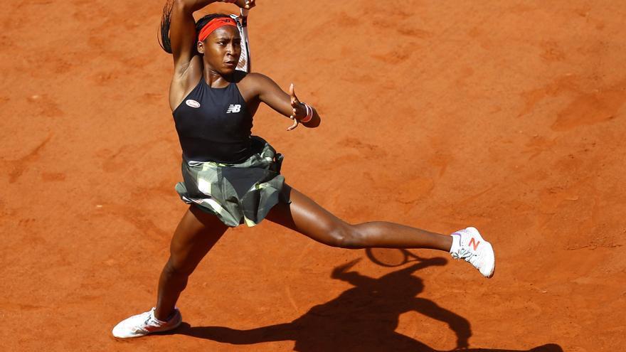 La tenista Coco Gauff da positivo en Covid-19 y se pierde los Juegos Olímpicos