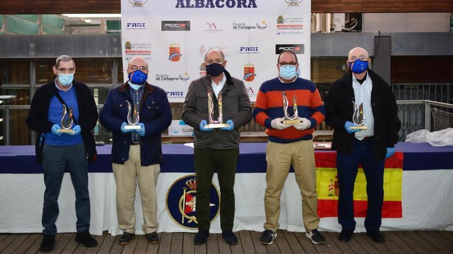 El Club de Pescadores Deportivos Albacora celebra su entrega de premios 2020