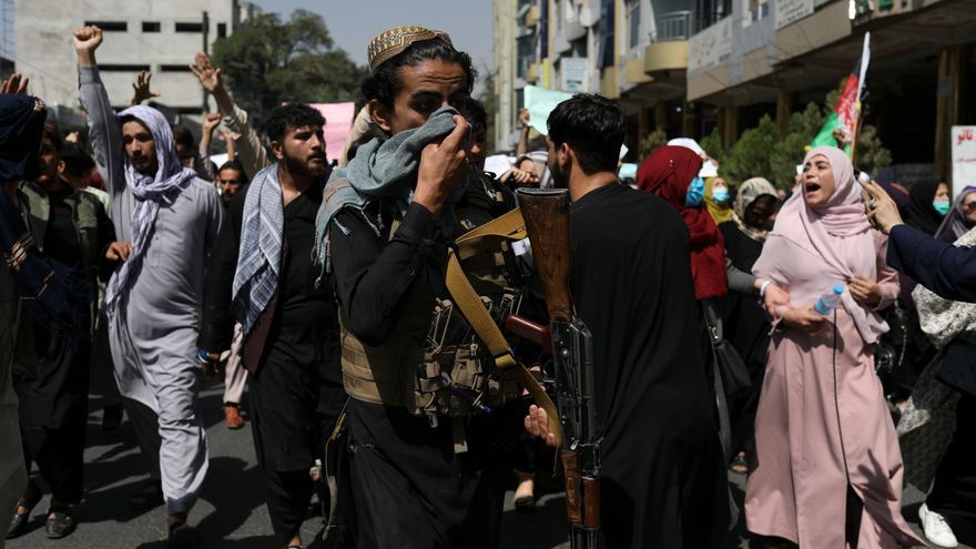 Afganistán, el fin de la libertad