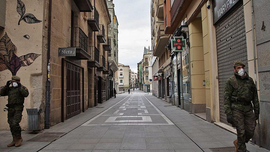 El COVID pasa a Zamora una factura impagable