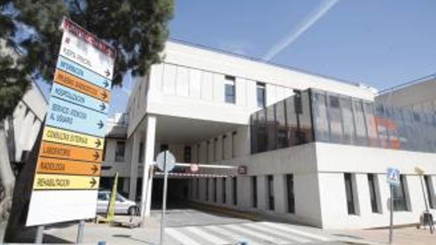 El colapso del hospital Rafael Méndez provoca el traslado de enfermos a otros centros