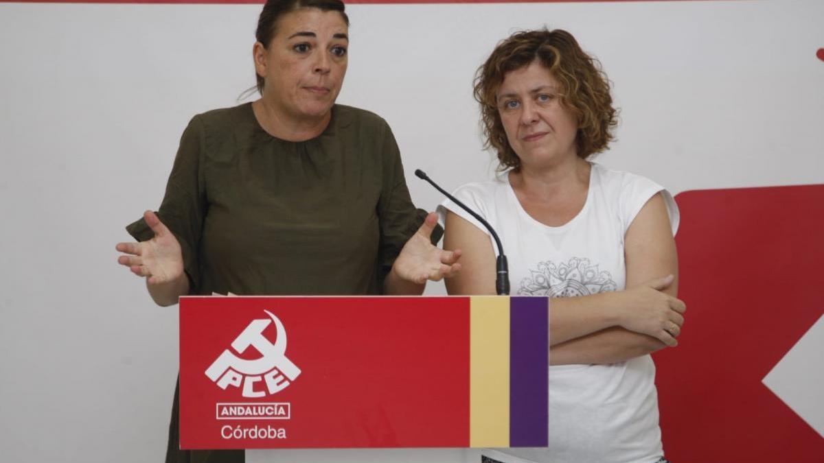 El PCA califica de machista la decisión del fiscal de archivar la causa contra la Legión