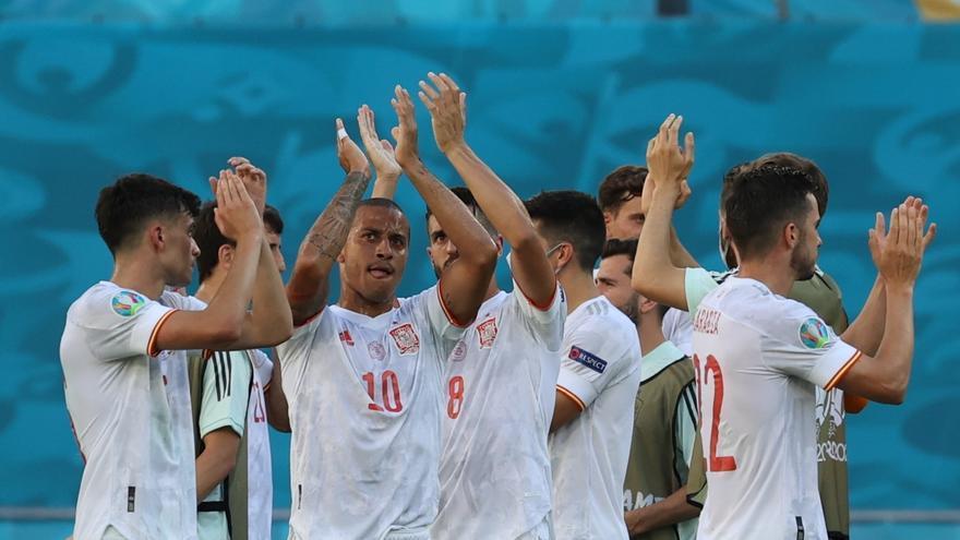 España se reivindica y sueña antes del partido ante Croacia