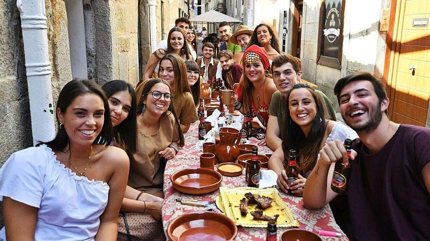 Suspendidas las reservas para la Feira Franca, que se festejará sin aglomeraciones