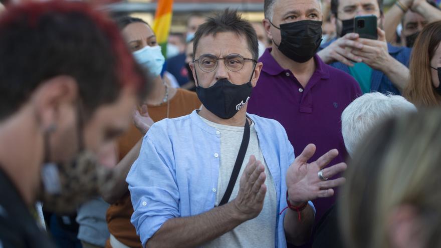 El juez prorroga seis meses más la investigación del caso Neurona de Podemos
