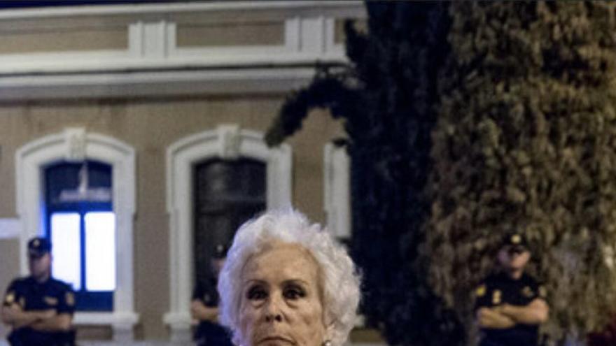 Cientos de mensajes de apoyo a la 'abuela del soterramiento'', en la UCI por coronavirus