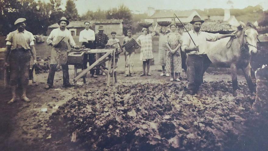 As raíces de barro do concello de Oleiros