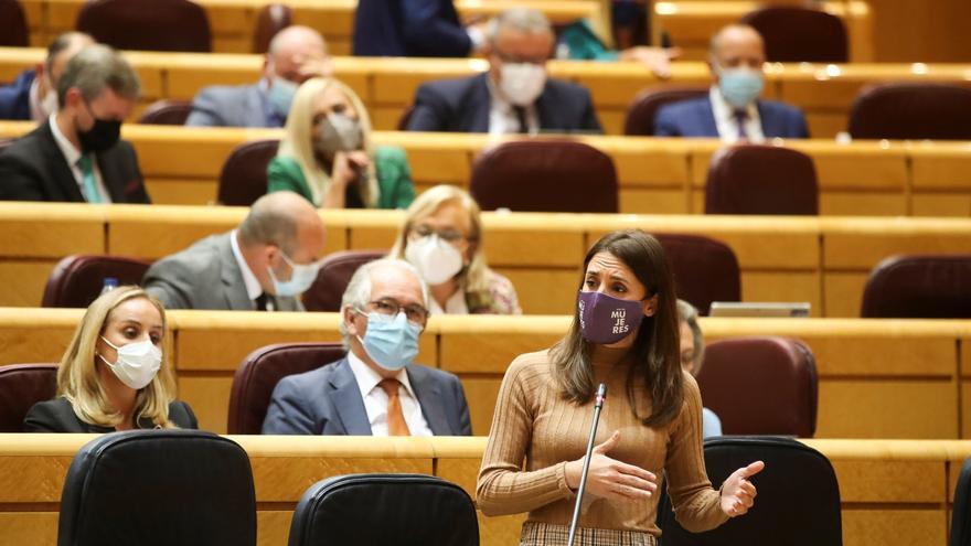 La legislación sobre la prostitución crea tensiones en Podemos