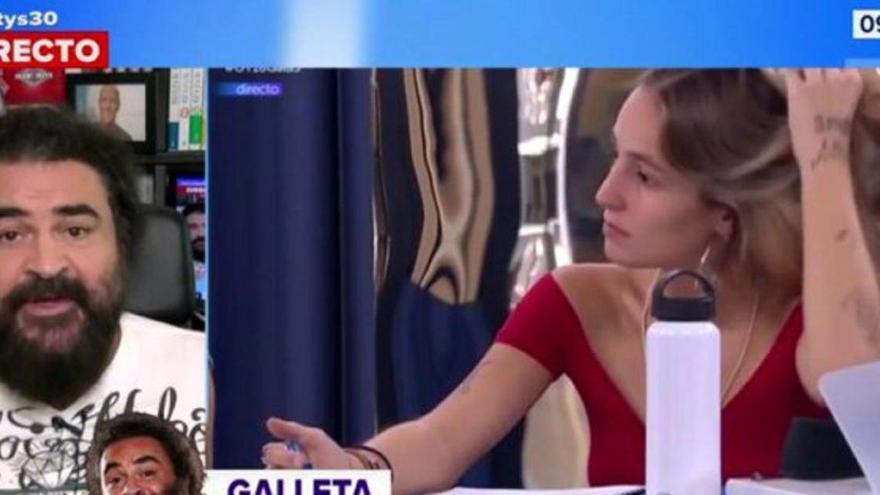 El Sevilla critica duramente a María de 'OT 2018': 'Nadie cantará tus canciones'