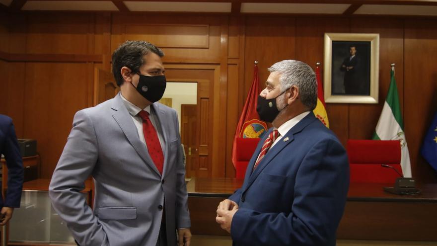 Écija ofrece suelo industrial, vivienda y formación de cara a la implantación de la base logística del Ejército en Córdoba