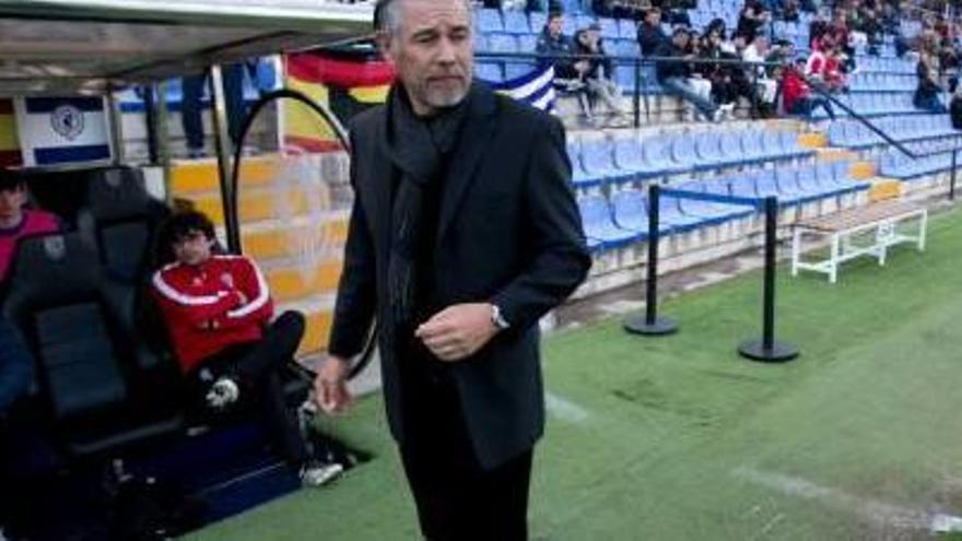 Mario Barrera: «Este empate nos sabe a triunfo, veníamos con muchas carencias»