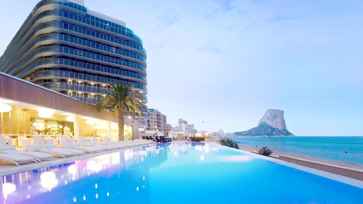 Gran Hotel Sol y Mar, Calpe.