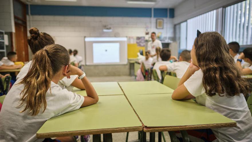 CC reitera la petición de 1.030.000 euros para centros escolares de Tenerife