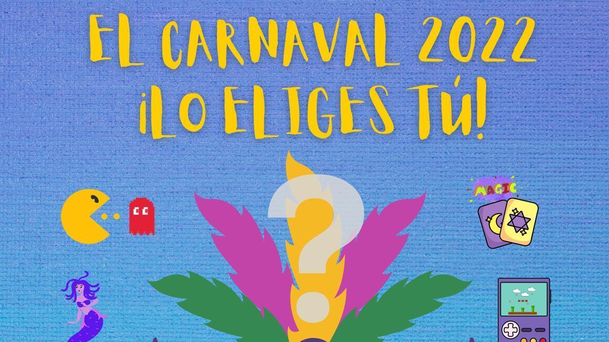 Magia y misterio, Videojuegos o Seres Mitológicos, alegorías del Carnaval de Maspalomas 2022
