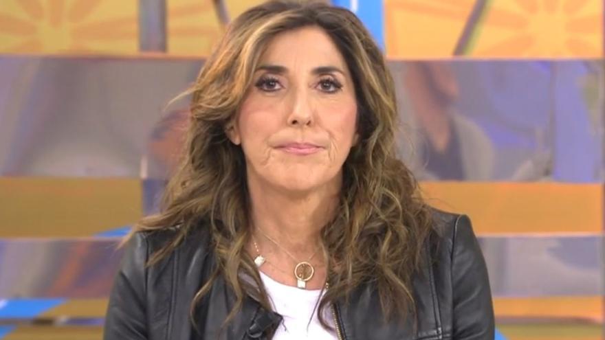 """Paz Padilla regresa a 'Sálvame' tras su ingreso por Covid-19: """"Me asusté"""""""